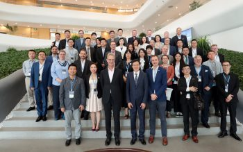 Melchers China joins Xplore Qingdao Delegation